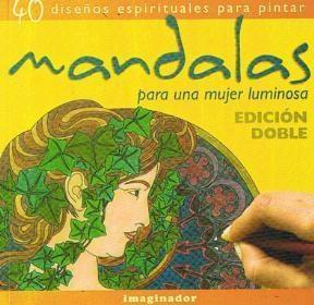 Libro Mandalas Para Una Mujer Luminosa
