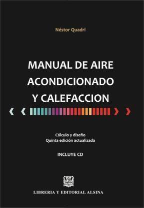 Libro Manual De Aire Acondicionado Y Calefaccion