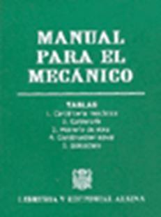 Libro Manual Para El Mecanico