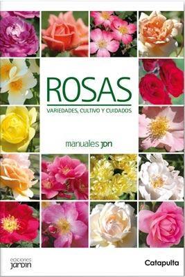 Libro Manuales Jardin : Rosas