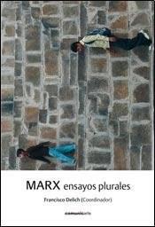 Libro Marx  Ensayos Populares