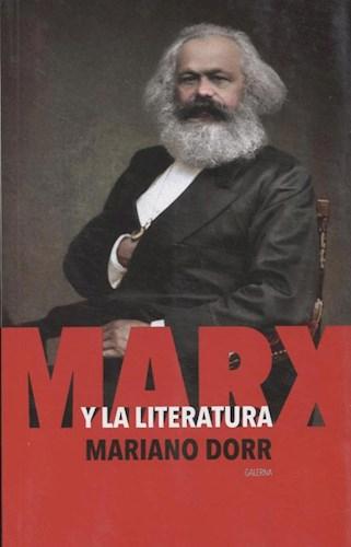 Libro Marx Y La Literatura