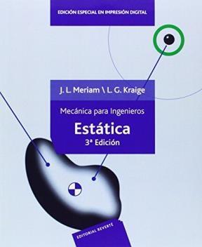 Libro Mecanica Para Ingenieros Estatica ( Volumen 1 )