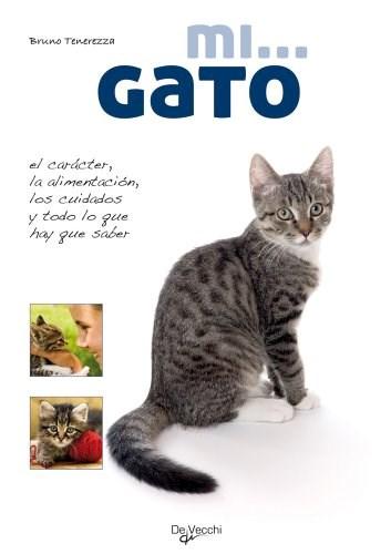 Libro Mi Gato