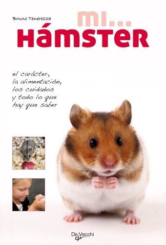 Libro Mi Hamster