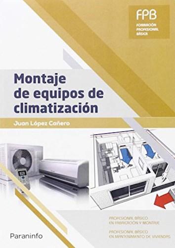 Libro Montaje De Equipos De Climatizacion
