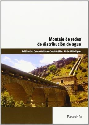 Libro Montaje De Redes De Distribucion De Agua