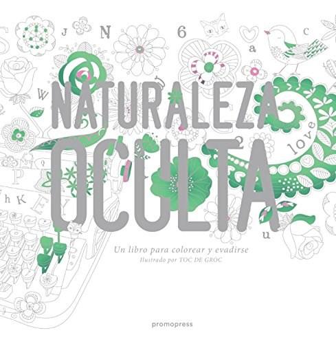 Libro Naturaleza Oculta