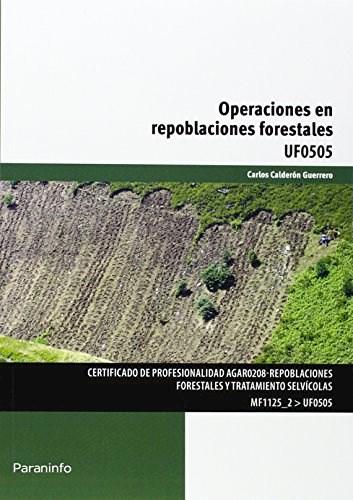 Libro Operaciones En Repoblaciones Forestales