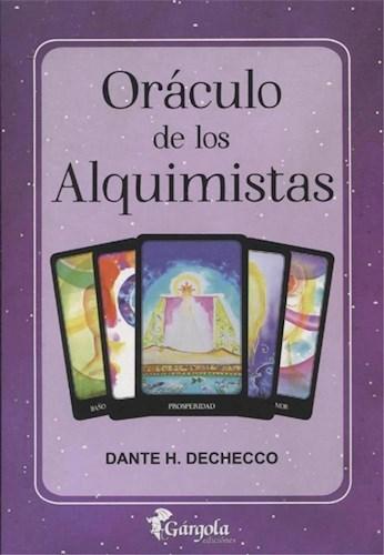Libro Oraculo De Los Alquimistas