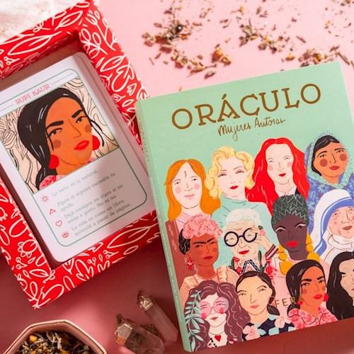 Libro Oraculo Mujeres Autoras