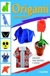 Libro Origami Para Regalar