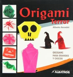 Libro Origami Terror
