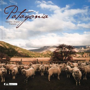 Libro Patagonia Español - English - Francais