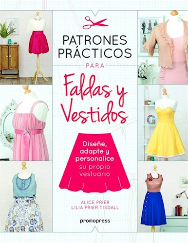 Libro Patronajes Practicos Para Faldas Y Vestidos