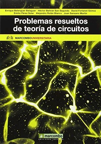 Libro Problemas Resueltos De Teoria De Circuitos