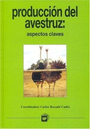 Libro Produccion Del Avestruz