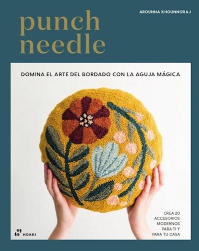 Libro Punch Needle