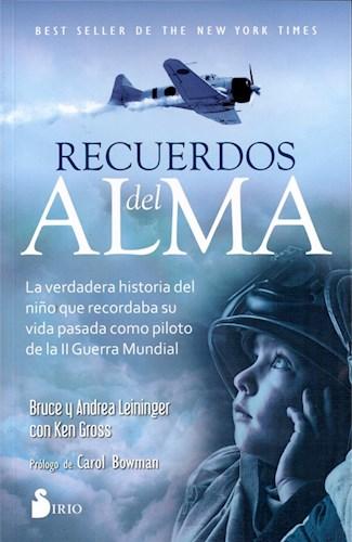 Libro Recuerdos Del Alma