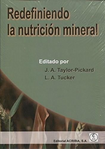 Libro Redefiniendo La Nutricion Mineral