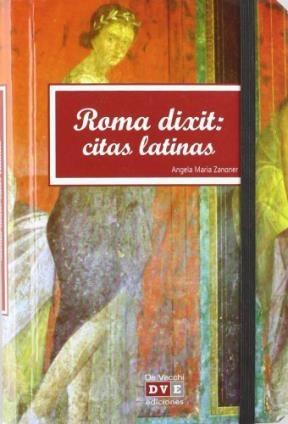 Libro Roma Dixit (Citas Latinas)