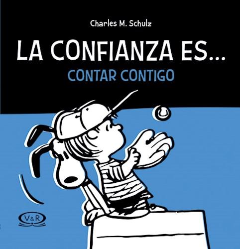 Libro Snoopy  La Confianza Es...