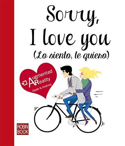 Libro Sorry  I Love You ( Lo Siento  Te Quiero )