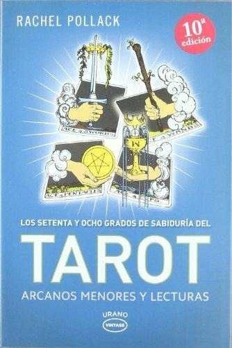 Libro Tarot  Arcanos Menores Y Lecturas