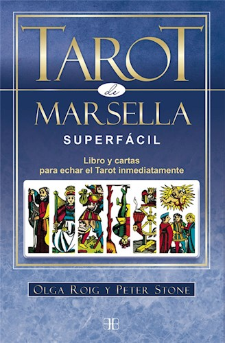 Libro Tarot De Marsella Superfacil (Libro + Cartas)