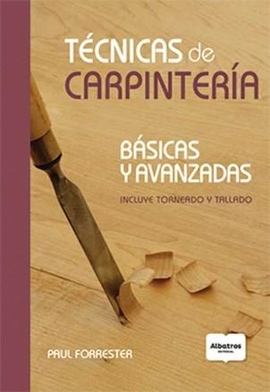 Libro Tecnicas De Carpinteria