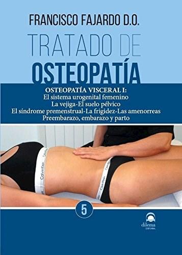 Libro Tratado De Osteopatia T.5