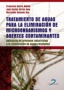 Libro Tratamiento De Aguas Para La Eliminacion De Microorganismos Y Agentes Conta