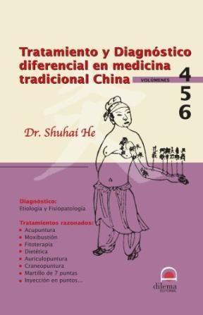 Libro Tratamiento Iv-V-Vi Y Diagnostico Diferencial En Medicina Tradicional China