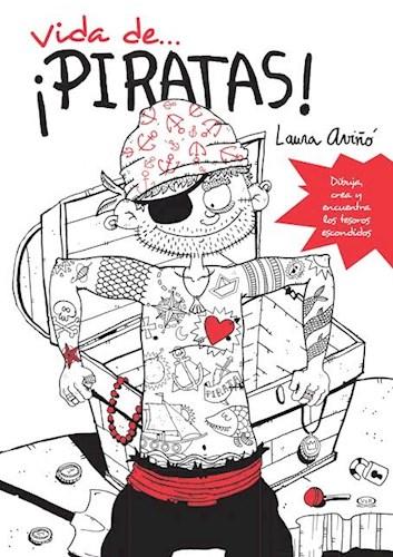 Libro Vida De ... Piratas !