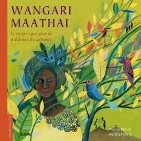 Libro Wangari Maathai