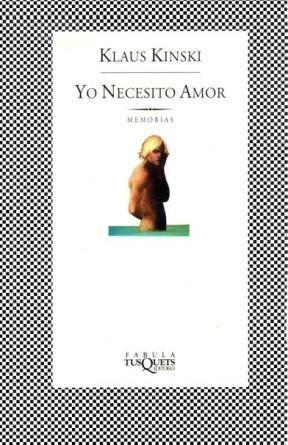 Libro Yo Necesito Amor