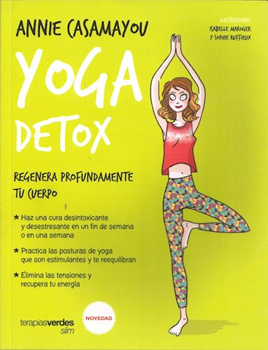 Libro Yoga Detox