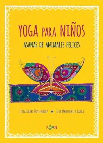 Libro Yoga Para Niños