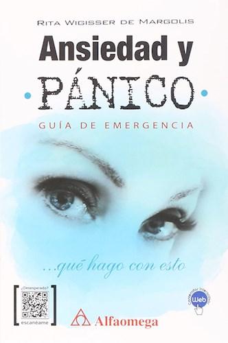 Libro Ansiedad Y Panico