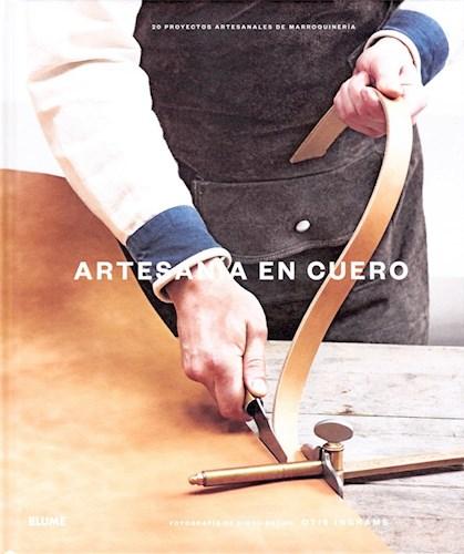 Libro Artesania En Cuero
