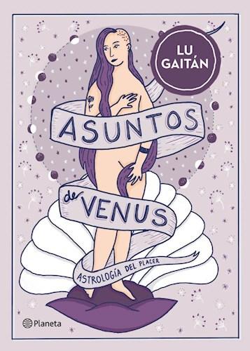 Libro Asuntos De Venus