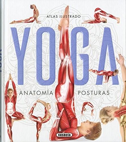 Libro Atlas Ilustrado De Yoga Anatomia Posturas