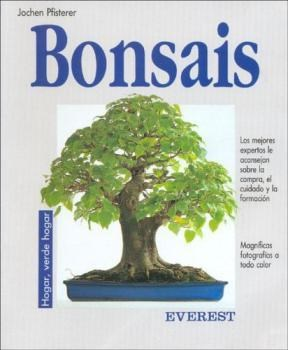 Libro Bonsais Hogar Verde Hogar