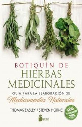 Libro Botiquin De Hierbas Medicinales