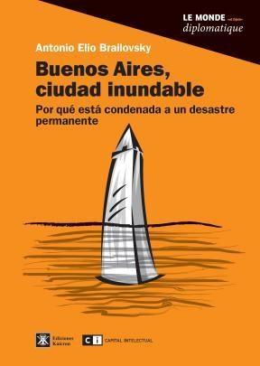 Libro Buenos Aires  Ciudad Inundable