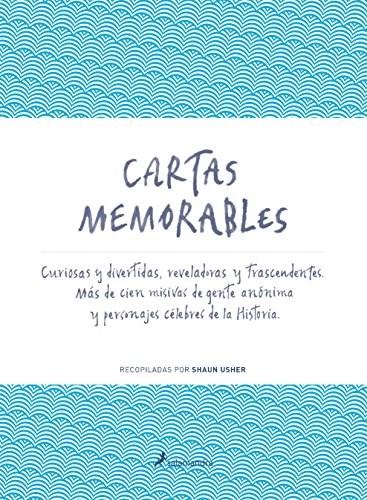 Libro Cartas Memorables