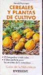 Libro Cereales Y Plantas De Cultivo