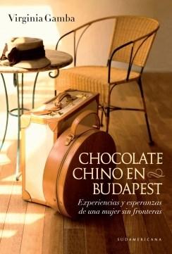 Libro Chocolate Chino En Budapest