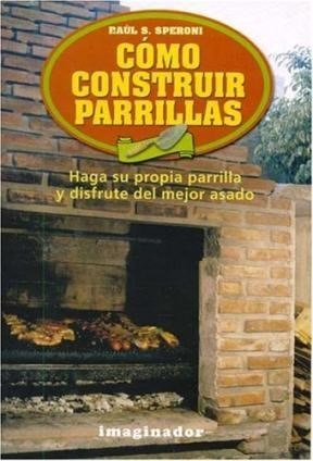 Libro Como Construir Parrillas