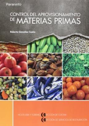 Libro Control De Aprovisionamiento De Materias Primas
